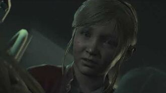 Resident Evil 2 remake all scenes - A Treatment for Sherry