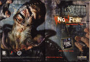 Resident Evil 3 Nemesis - Official U.S. PlayStation Magazine - Volume 3 Issue 1 October 1999 - advertisement
