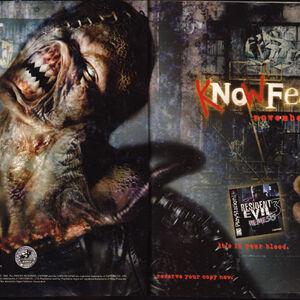 Resident Evil 3 Nemesis Resident Evil Wiki Fandom
