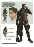 Resident Evil 6 Art Book 6