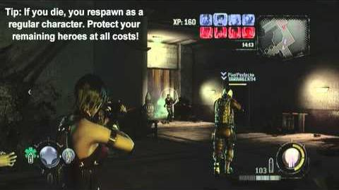 Resident Evil Operation Raccoon City - Heroes Multiplayer Tips