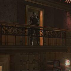 Балкончик в казино