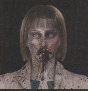 Degeneration Zombie face model 56