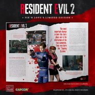 The History of Resident Evil 2 (Pix'n Love's Limited Edition) previews (1)