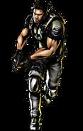 Chris Redfield (Ultimate)