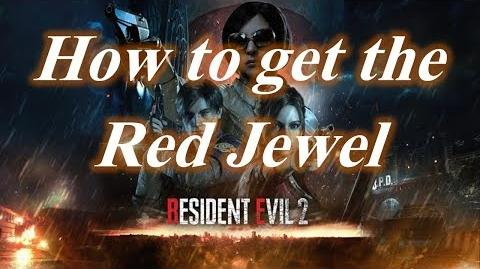 Resident Evil 2 Remake Guides How to get the Red Jewel