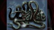 Devil May Cry HD concept art - Kraken