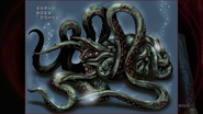 Devil May Cry HD concept art - Kraken