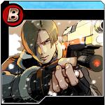 Leon kennedy card h&h