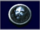 Medalla azul