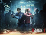 Resident Evil 2 Wallpaper Pack