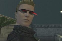 RE Code Wesker
