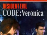 Resident Evil CODE:Veronica: Prima's Official Strategy Guide