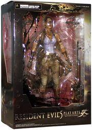 Square Enix - Resident Evil 5 Sheva figure