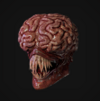 RE2 Remake Accessory Licker Icon