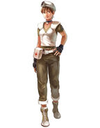 Rebecca Chambers Concept - Resident Evil 0
