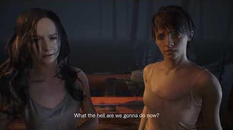 Resident Evil 7 biohazard - Zoe Baker A helping hand