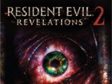 RESIDENT EVIL REVELATIONS 2 DIGITAL ART BOOKLET