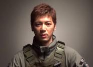 Seijiro Nakamura chris redfield biohazard the stage