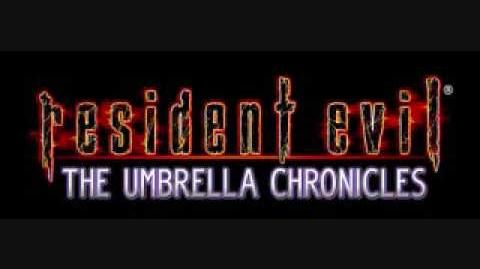 01 Briefing - Resident Evil The Umbrella Chronicles OST