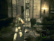Ancient village in-game RE5 (Danskyl7) (8)