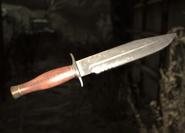 Cuchillo de supervivencia
