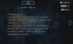 Informe de HUNK