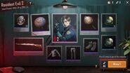 PUBG Mobile X Resident Evil 2 PV2