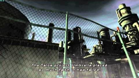 Resident Evil The Umbrella Chronicles all cutscenes - Umbrella's End 3 ending