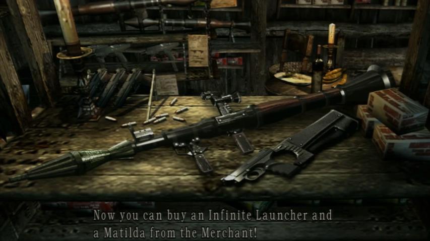 Infinite Launcher Resident Evil Wiki Fandom