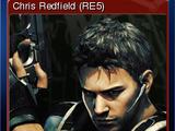 Resident Evil 5 Steam Trading Cards