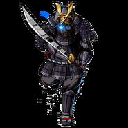 BIOHAZARD Clan Master - VECTOR 07