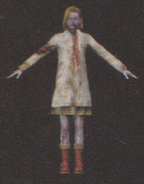 Degeneration Zombie body model 62