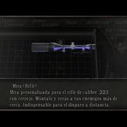 MiradelRifleconcerrojo(RE4)