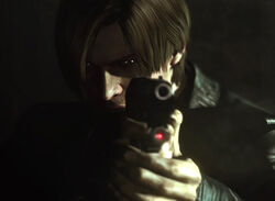 One Click Question - No.17 Which organization did Leon belong to in RE6?