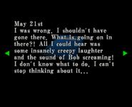 RECV Files - Prisoners Diary 07