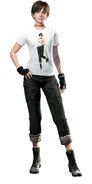 Resident Evil Zero HD Remaster DLC Shirt - BIOHAZARD Heavenly Island