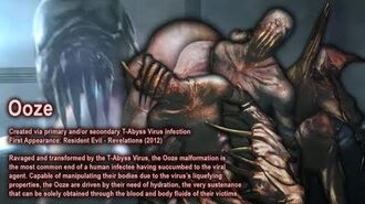 Battle Data - T-Abyss (Resident Evil) 2 of 3