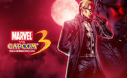 MVC3 Wesker Poster
