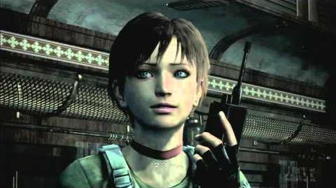 Resident Evil Zero HD Remaster cutscenes - 05 - Warning