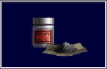 Resident Evil 3 Powder A