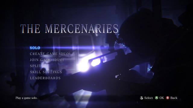 The Mercenaries Re6 Resident Evil Wiki Fandom