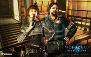 Biohazard Revelations Pachislot Wallpaper 15