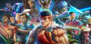 Capcom-Super-League-Online cropped art