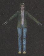 Degeneration Zombie body model 22
