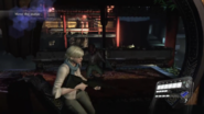 RE6 Sherry's HUD
