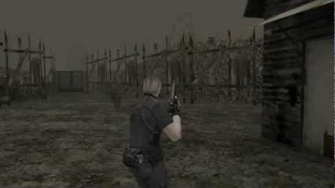 Resident Evil 4 Mobile iPad Edition Trailer