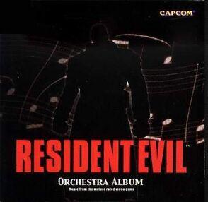 Resident Evil Orchestra Album