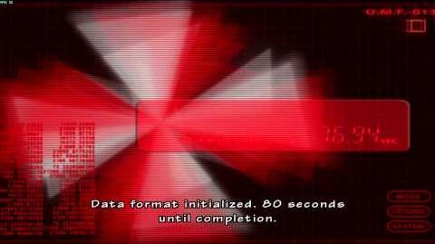 Resident Evil The Umbrella Chronicles all cutscenes - Dark Legacy 2 scene 3