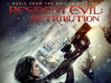Resident Evil: Retribution (score)